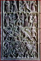 Particolare del portale della cattedrale  - Noto (1614 clic)