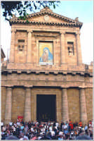 La festa della Patrona Maria SS dell'Alemanna  - Gela (7770 clic)