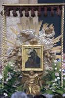 Il quadro di Maria SS dell'Alemanna, patrona della città  - Gela (4668 clic)