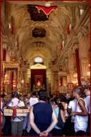 Chiesa di San Sebastiano, l'interno  - Palazzolo acreide (5204 clic)