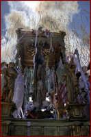 Festa San Sebastiano  - Palazzolo acreide (1993 clic)