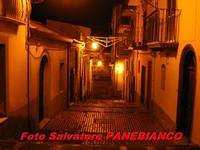 Notturno  salita Convento   - Malvagna (4559 clic)