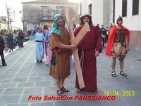 Il Venerdi Santo di qualche anno fa..........  - Malvagna (5836 clic)