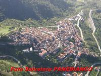 Panorama aereo  - Malvagna (4391 clic)