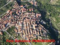 Panorama aereo  - Malvagna (5052 clic)
