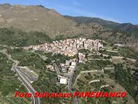 Veduta aerea  - Malvagna (5437 clic)