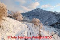 La  Silvia  innevata  - Malvagna (6683 clic)