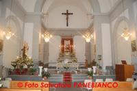 Interno chiesa S.Anna  - Malvagna (4560 clic)