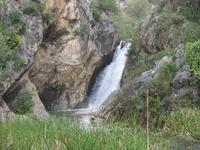 La cascata sul fiume  Sghiccio   - Malvagna (8839 clic)