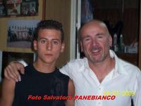 Mario Venuti e Ignazio Panebianco  - Malvagna (3807 clic)