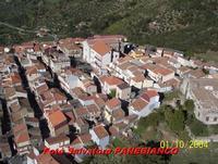 Aerea centro storico  - Malvagna (4560 clic)