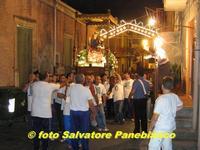 La processione di S. Anna in Via Lunga  - Malvagna (5925 clic)