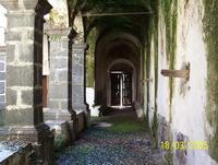 Chiostro del Convento  - Malvagna (4324 clic)