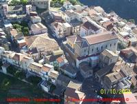 Vaduta aerea Chiesa S.Anna  - Malvagna (5784 clic)