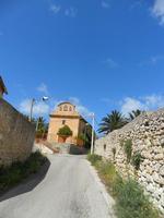La chiesetta rupestre della Madonna di Monserrato.  - Licata (6883 clic)