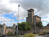 La Villa Urso in stile Liberty sotto un minaccioso nuvolone nero.  - Licata (4107 clic)