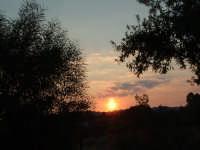 tramonto nisseno da Niscima  - Caltanissetta (3510 clic)