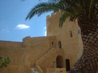 Interno castello Chiaramonte  - Naro (3995 clic)