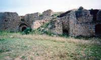 Catenanuova, antichi ruderi, c.da stazione.  - Catenanuova (2655 clic)