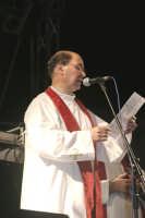 Catenanuova 25 settembre 2005, festa del Patrono San Prospero martire, il messaggio di Padre Natalino Bellone agli emigrati Argentini e dell'U.SI.C.A. (Unione Siciliani Catenanuovesi-Argentini).  - Catenanuova (1918 clic)
