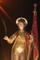 Catenanuova 25 settembre 2005, festa del Patrono San Prospero martire, in via P.pe Umberto.  - Catenanuova (1851 clic)