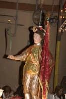 Catenanuova 25 settembre 2005, festa del Patrono San Prospero martire, in via P.pe Umberto.  - Catenanuova (1654 clic)