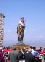 Monte Scalpello, festa in onore di San Giuseppe, prima domenica di maggio.  - Catenanuova (1653 clic)