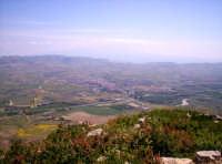 Panorama del territorio di Catenanuova visto da Monte Scalpello.  - Catenanuova (5781 clic)