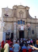 Capizzi (ME), 26 luglio 2007 Festa del Protettore San Giacomo Apostolo Maggiore - il Santuario di San Giacomo di sec. XIII, fulcro e cuore della festa.  - Capizzi (7069 clic)