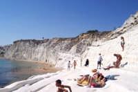 Realmonte - località balneare SCALA DEI TURCHI.  - Realmonte (2845 clic)