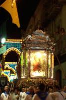 Piazza Armerina 15 agosto 2007 - Festa di Maria SS. delle Vittorie Patrona della Città e Diocesi, Maria Santissima nel corso principale.  - Piazza armerina (2706 clic)