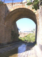 Catenanuova, Ponte Vallone della rosa contrada Cuba.  - Catenanuova (2144 clic)