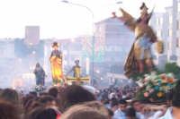 2 luglio, festa di Maria SS. della Visitazione Patrona di Enna, l'arrivo della nave d'oro nell'eremo di Montesalvo.  - Enna (3188 clic)