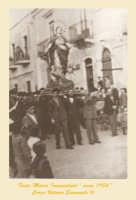 Catenanuova, Festa di Maria SS. Immacolata, 08 dicembre 1956.  - Catenanuova (4818 clic)