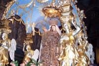 2 luglio, festa di Maria SS. della Visitazione Patrona di Enna, sulla preziosissima nave d'oro al Duomo.  - Enna (3906 clic)