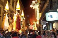 Palermo 14 luglio 2007 - 383° Festino di Santa Rosalia Patrona della Città, la processione sul corso