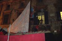 Palermo 14 luglio 2007 - 383° Festino di Santa Rosalia Patrona della Città, il carro trionfale a for