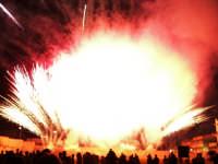 Domenica 30 settembre 2007 - la Festa di San Prospero martire Patrono di Catenanuova, i fuochi piromusicali barocchi di mezzanotte. (Foto concessa dal carissimo Riccardo Spoto)  - Catenanuova (1639 clic)