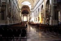Palermo 14 luglio 2007 - 383° Festino di Santa Rosalia Patrona della Città, interno della Cattedrale