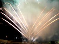 Domenica 30 settembre 2007 - la Festa di San Prospero martire Patrono di Catenanuova, i fuochi piromusicali barocchi di mezzanotte. (Foto concessa dal carissimo Riccardo Spoto)  - Catenanuova (1523 clic)