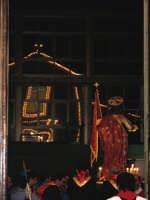 Domenica 30 settembre 2007 - la Festa di San Prospero martire Patrono di Catenanuova, il Santo rientra in Chiesa Madre. (Foto concessa dal carissimo Riccardo Spoto)  - Catenanuova (1871 clic)