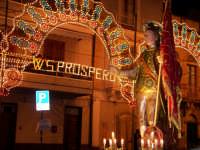 Domenica 30 settembre 2007 - la Festa di San Prospero martire Patrono di Catenanuova, momenti dell'annuale processione dell'ultima domenica di settembre. (Foto concessa dal carissimo Riccardo Spoto)  - Catenanuova (1679 clic)