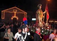 Domenica 30 settembre 2007 - la Festa di San Prospero martire Patrono di Catenanuova, momenti dell'annuale processione dell'ultima domenica di settembre. (Foto concessa dal carissimo Riccardo Spoto)  - Catenanuova (1686 clic)