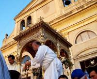 Santa Maria di Licodia, 27 agosto 2007 - Festa del Patrono San Giuseppe, l'uscita pomeridiana.  - Santa maria di licodia (1945 clic)