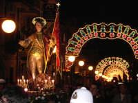 Domenica 30 settembre 2007 - la Festa di San Prospero martire Patrono di Catenanuova, momenti dell'annuale processione dell'ultima domenica di settembre. (Foto concessa dal carissimo Riccardo Spoto)  - Catenanuova (1558 clic)