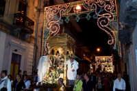 Santa Maria di Licodia, 27 agosto 2007 - Festa del Patrono San Giuseppe, nel corso principale.  - Santa maria di licodia (3436 clic)
