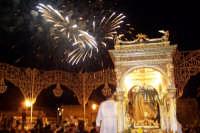 Santa Maria di Licodia, 27 agosto 2007 - Festa del Patrono San Giuseppe, i fuochi pirotecnici.  - Santa maria di licodia (5789 clic)