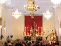 Domenica 30 settembre 2007 - la Festa di San Prospero martire Patrono di Catenanuova, in Chiesa Madre. (Foto concessa dal carissimo Riccardo Spoto)  - Catenanuova (1914 clic)