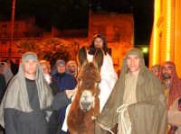 Catenanuova, Domenica delle Palme - la Sacra rappresentazione vivente della Passione di Cristo.  - Catenanuova (1829 clic)