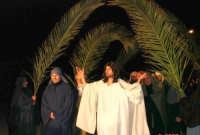 Catenanuova, Domenica delle Palme - la Sacra rappresentazione vivente della Passione di Cristo, l'ingresso trionfale a Gerusalemme.  - Catenanuova (2487 clic)